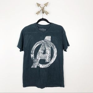 Other - Avengers black T shirt mens size M